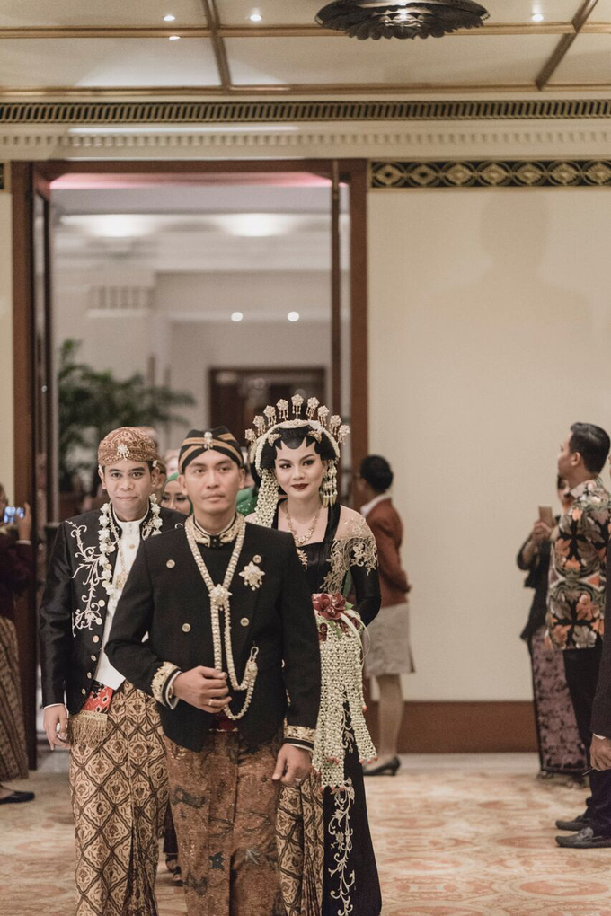 Acara Pernikahan Manda Aryo by David Salim Photography - 023