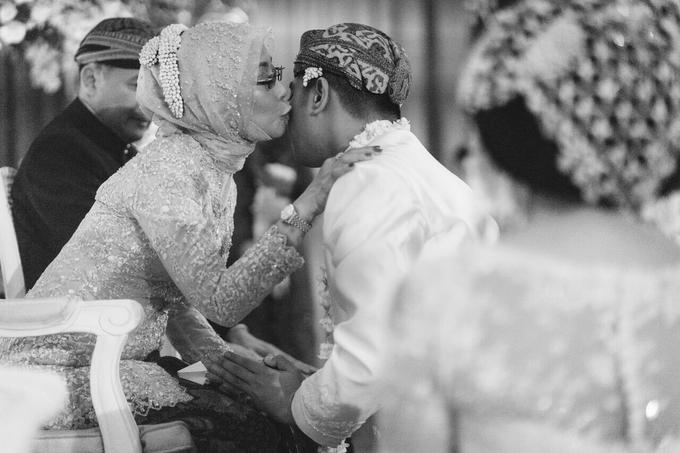 Acara Pernikahan Manda Aryo by David Salim Photography - 035