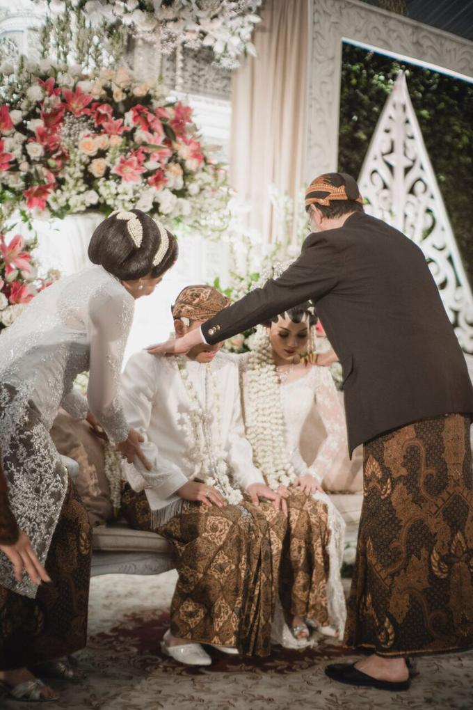 Acara Pernikahan Manda Aryo by David Salim Photography - 041