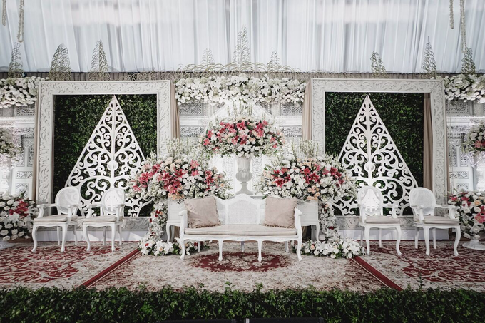 Acara Pernikahan Manda Aryo by David Salim Photography - 045