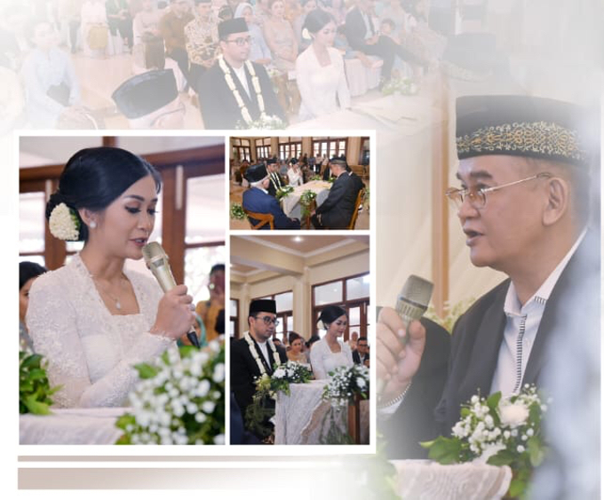 Acara Pernikahan Ratu Aletha Dwitami & Aga Pratama by D'soewarna Planner & Organizer - 001