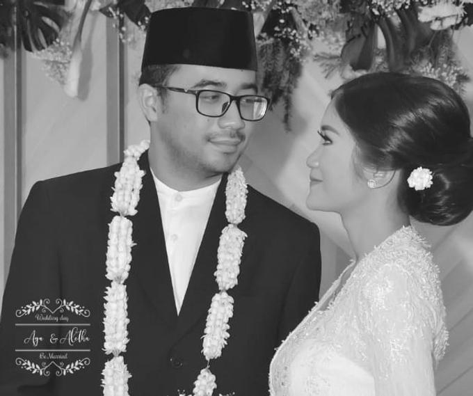 Acara Pernikahan Ratu Aletha Dwitami & Aga Pratama by D'soewarna Planner & Organizer - 002