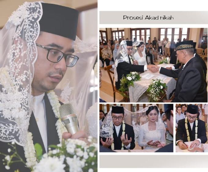 Acara Pernikahan Ratu Aletha Dwitami & Aga Pratama by D'soewarna Planner & Organizer - 008
