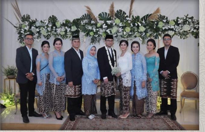 Acara Pernikahan Ratu Aletha Dwitami & Aga Pratama by D'soewarna Planner & Organizer - 013
