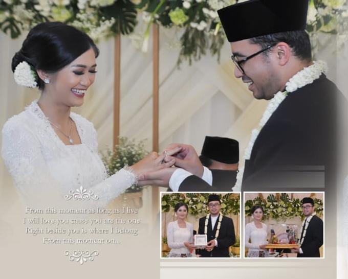 Acara Pernikahan Ratu Aletha Dwitami & Aga Pratama by D'soewarna Planner & Organizer - 021