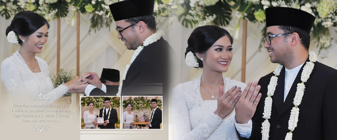Acara Pernikahan Ratu Aletha Dwitami & Aga Pratama by D'soewarna Planner & Organizer - 027
