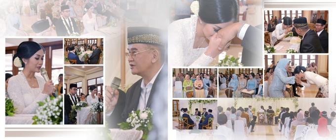 Acara Pernikahan Ratu Aletha Dwitami & Aga Pratama by D'soewarna Planner & Organizer - 026