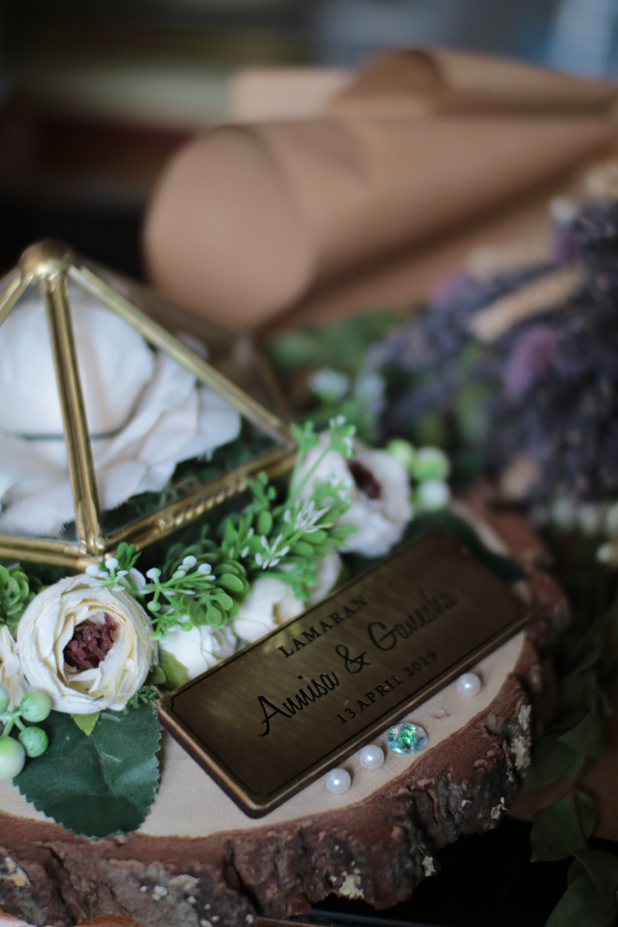 The Engagement Day of Annnisa Ganesha by D'soewarna Planner & Organizer - 003