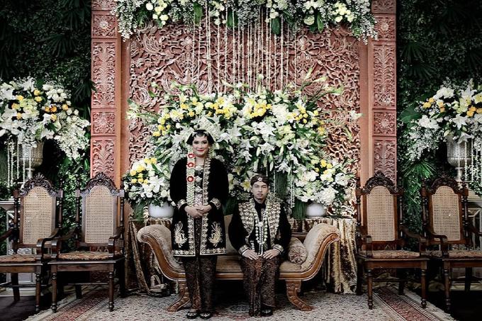 The Wedding Reception of Annisa Ganesha  by Financial Club Jakarta - 001