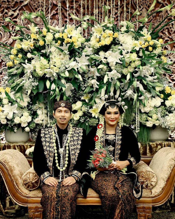 The Wedding Reception of Annisa Ganesha  by Financial Club Jakarta - 002