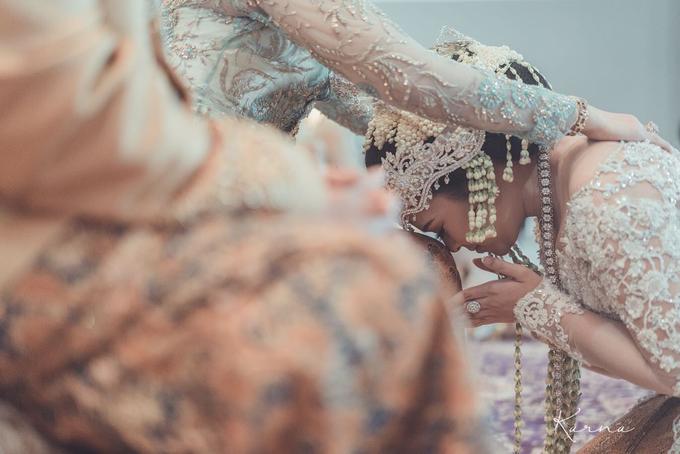 Acara Pernikahan Tiara & Irwindya  by D'soewarna Wedding Planning - 020