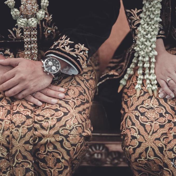 Acara Pernikahan Tiara & Irwindya  by D'soewarna Wedding Planning - 021