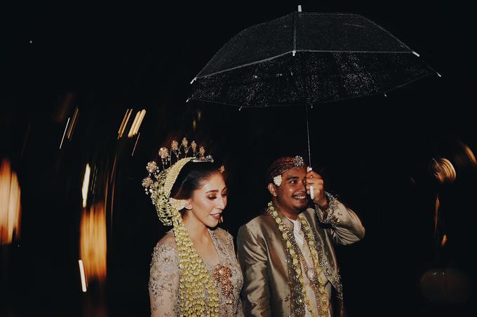 Acara Pernikahan Okta Vida by D'soewarna Wedding Planning - 001