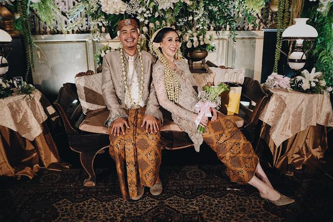 Acara Pernikahan Okta Vida by D'soewarna Wedding Planning - 008