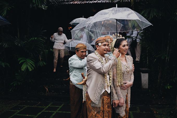 Acara Pernikahan Okta Vida by D'soewarna Wedding Planning - 012