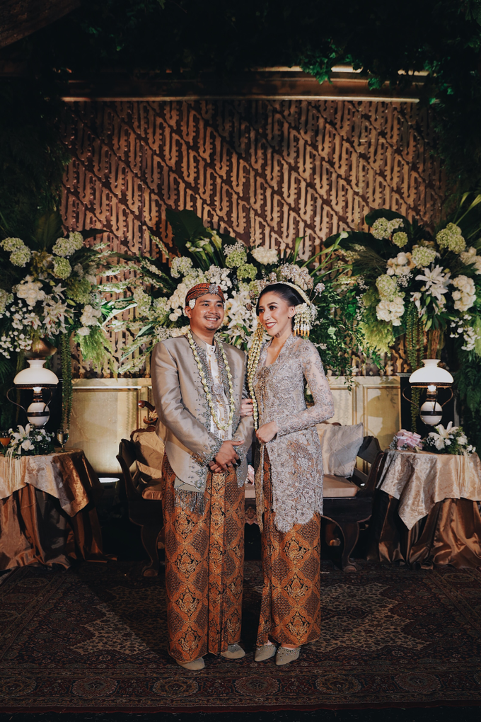 Acara Pernikahan Okta Vida by D'soewarna Wedding Planning - 010