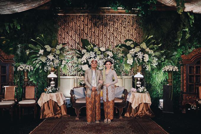 Acara Pernikahan Okta Vida by D'soewarna Wedding Planning - 011