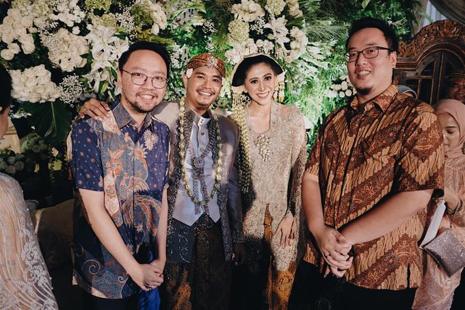Acara Pernikahan Okta Vida by D'soewarna Wedding Planning - 013