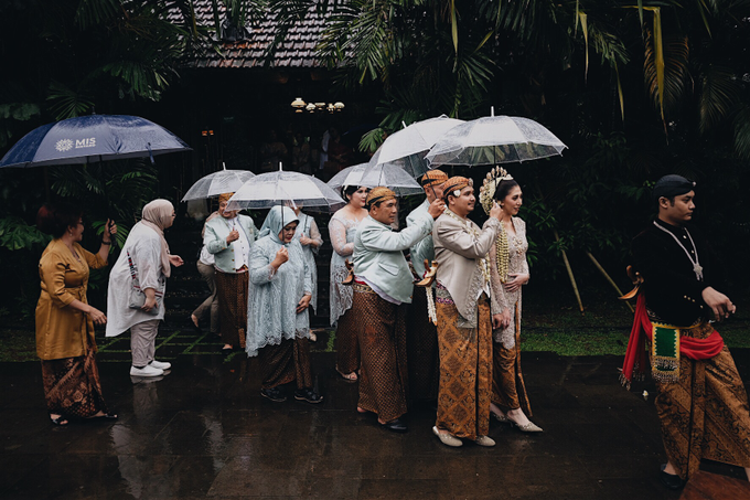 Acara Pernikahan Okta Vida by D'soewarna Wedding Planning - 014
