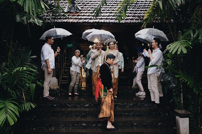 Acara Pernikahan Okta Vida by D'soewarna Wedding Planning - 015
