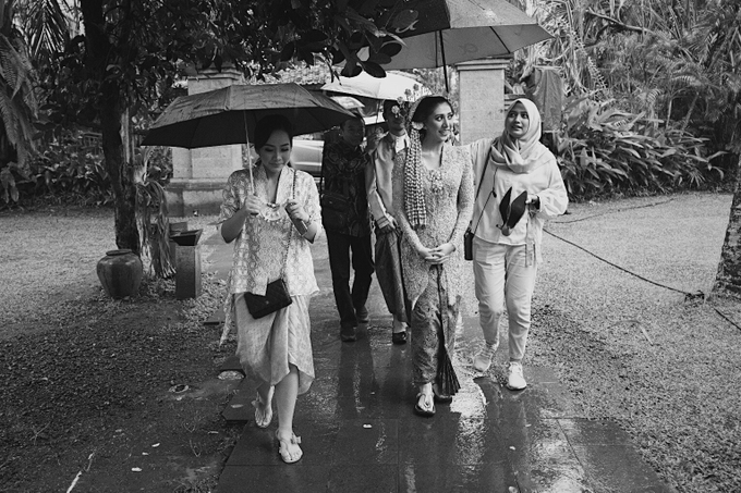 Acara Pernikahan Okta Vida by D'soewarna Wedding Planning - 016