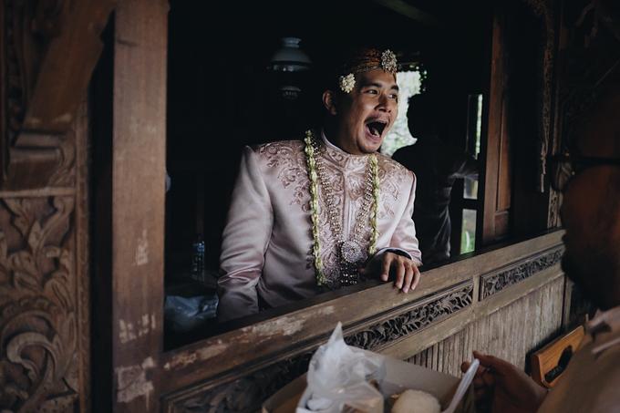 Acara Pernikahan Okta Vida by D'soewarna Wedding Planning - 017