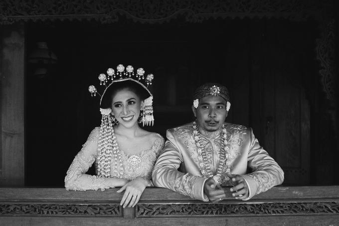 Acara Pernikahan Okta Vida by D'soewarna Wedding Planning - 024