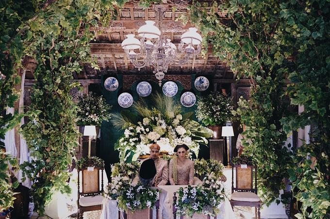 Acara Pernikahan Okta Vida by D'soewarna Wedding Planning - 029