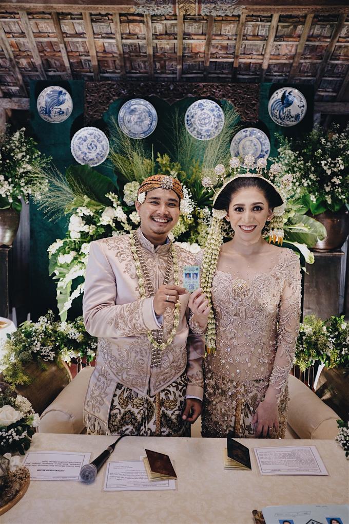Acara Pernikahan Okta Vida by D'soewarna Wedding Planning - 031