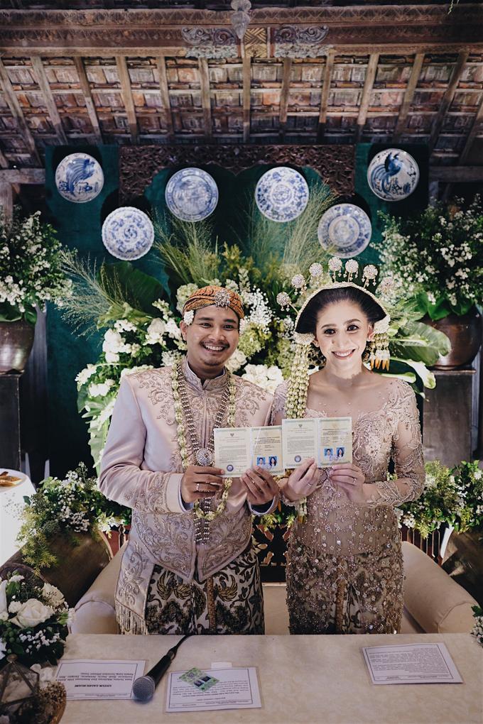 Acara Pernikahan Okta Vida by D'soewarna Wedding Planning - 032