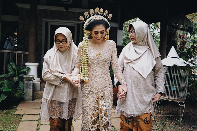 Acara Pernikahan Okta Vida by D'soewarna Wedding Planning - 037