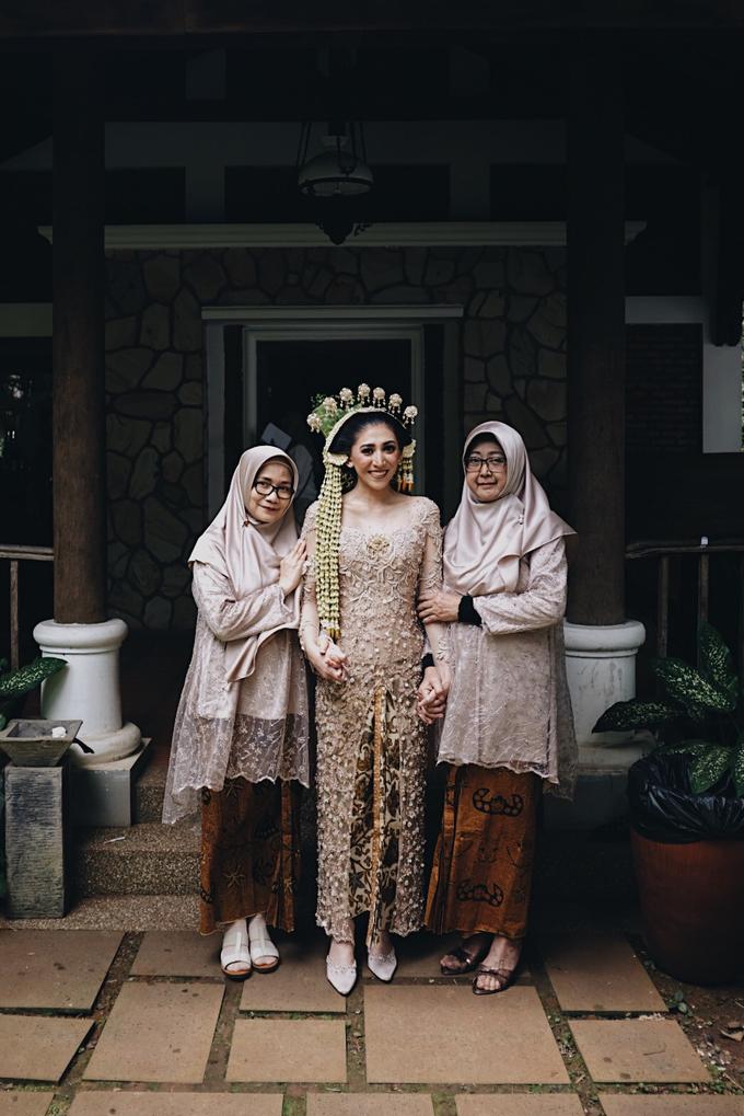 Acara Pernikahan Okta Vida by D'soewarna Wedding Planning - 038