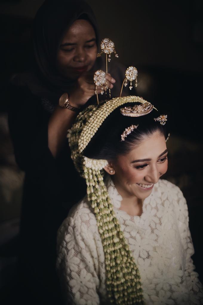 Acara Pernikahan Okta Vida by D'soewarna Wedding Planning - 041