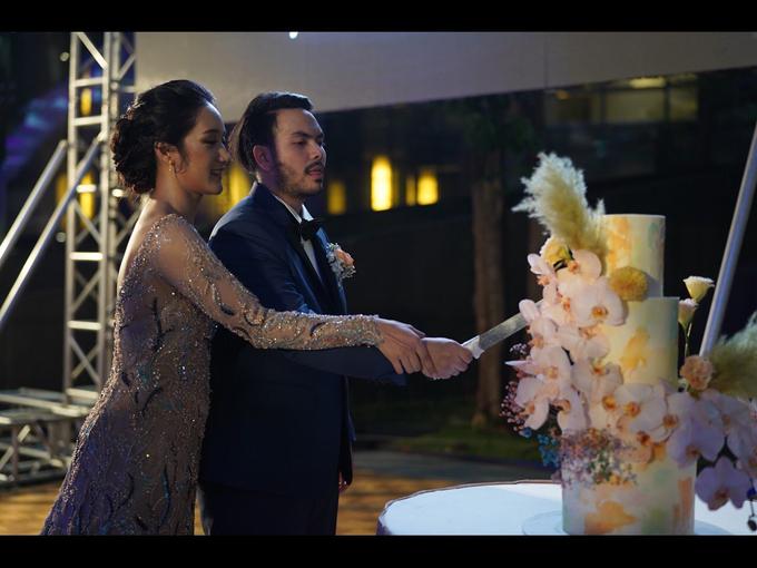 Acara Pernikahan Harvi & Yulan by Fleur by Raja - 009