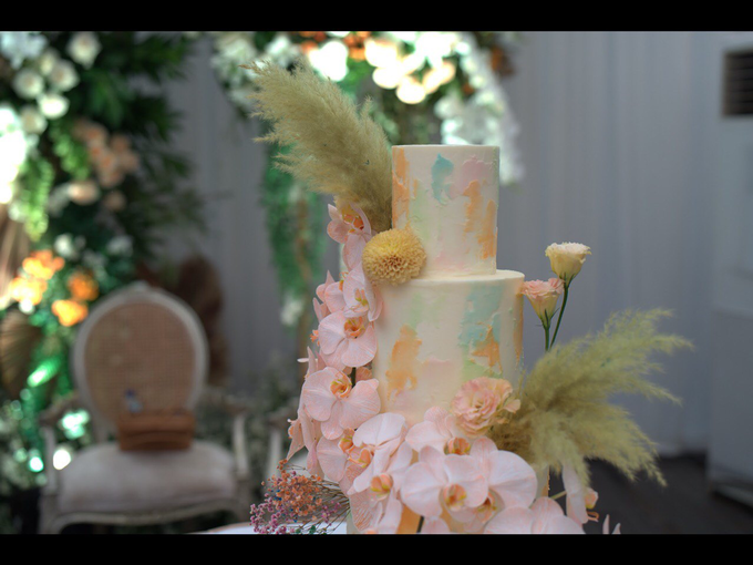 Acara Pernikahan Harvi & Yulan by Fleur by Raja - 007