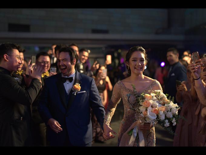 Acara Pernikahan Harvi & Yulan by Fleur by Raja - 010
