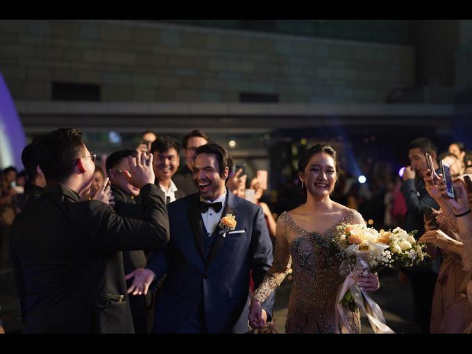 Acara Pernikahan Harvi & Yulan by Fleur by Raja - 011