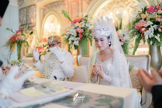 Acara Pernikahan Aisyah Derry  by D'soewarna Wedding Planning - 003