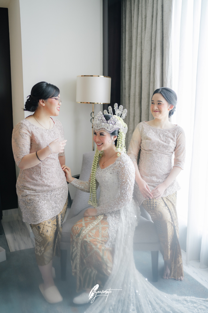 Acara Pernikahan Aisyah Derry  by D'soewarna Wedding Planning - 005