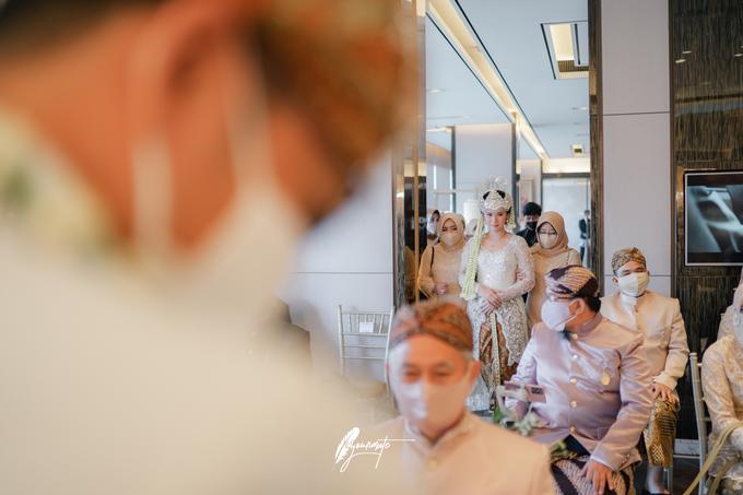 Acara Pernikahan Aisyah Derry  by D'soewarna Wedding Planning - 004