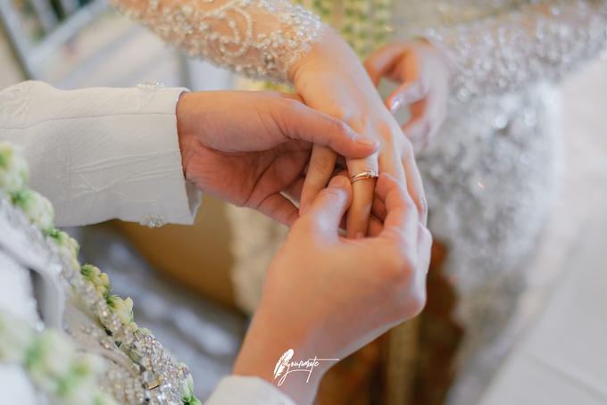 Acara Pernikahan Aisyah Derry  by D'soewarna Wedding Planning - 006