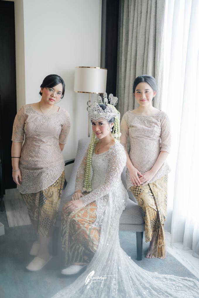 Acara Pernikahan Aisyah Derry  by D'soewarna Wedding Planning - 008