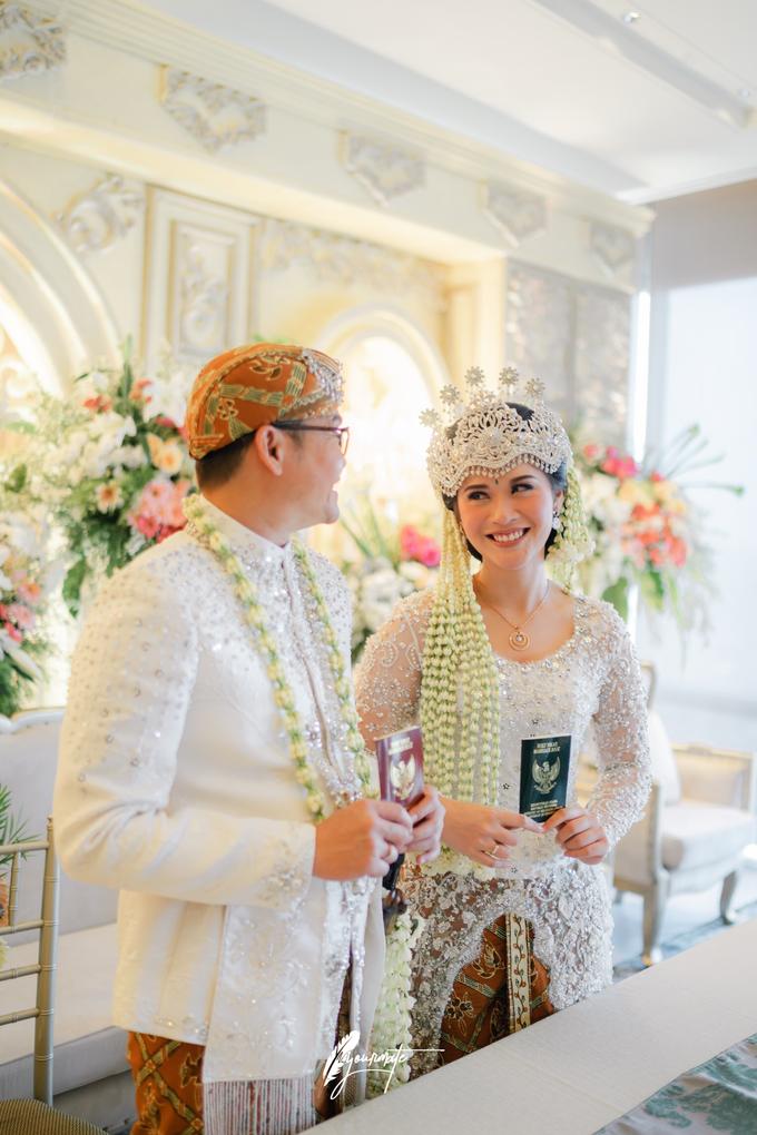 Acara Pernikahan Aisyah Derry  by D'soewarna Wedding Planning - 009