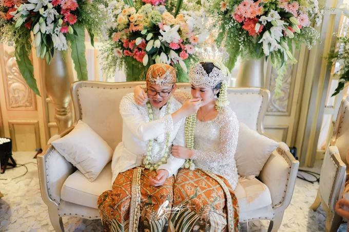 Acara Pernikahan Aisyah Derry  by D'soewarna Wedding Planning - 011