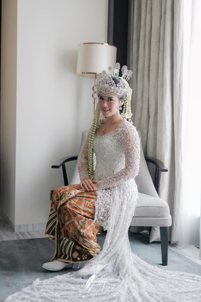 Acara Pernikahan Aisyah Derry  by D'soewarna Wedding Planning - 015