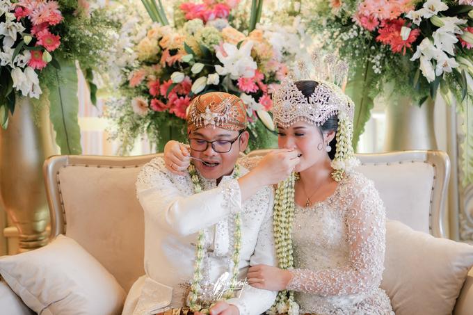 Acara Pernikahan Aisyah Derry  by D'soewarna Wedding Planning - 020