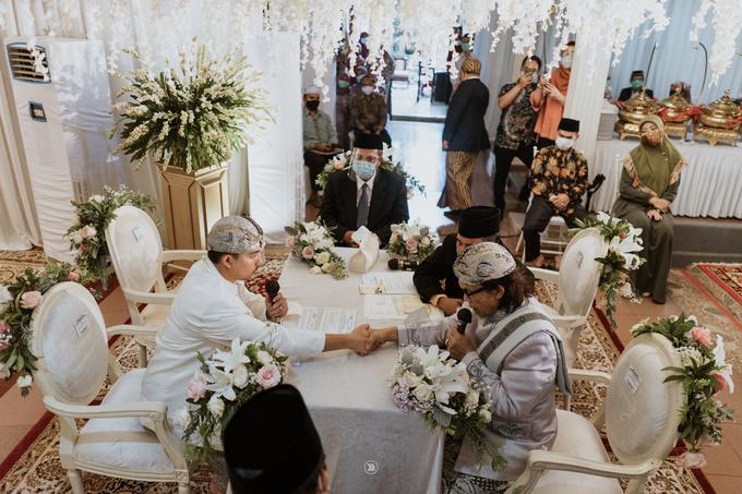 Acara Pernikahan Siti Ardiya Sakinah Salim & Sugiherlambang by D'soewarna Wedding Planning - 003