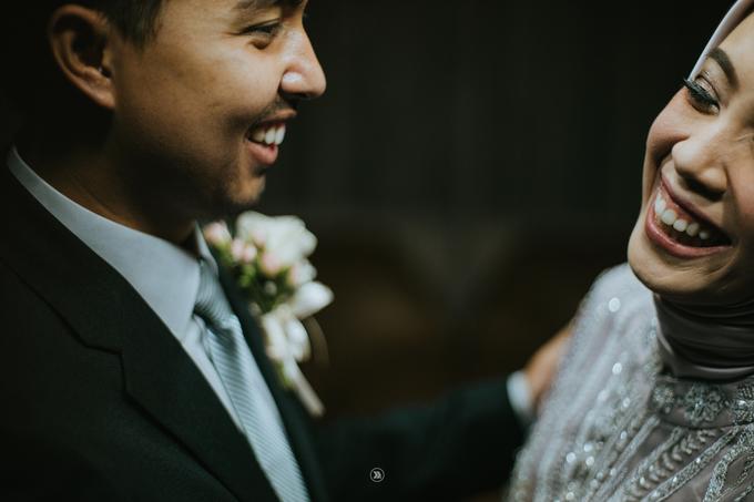 Acara Pernikahan Siti Ardiya Sakinah Salim & Sugiherlambang by D'soewarna Wedding Planning - 017