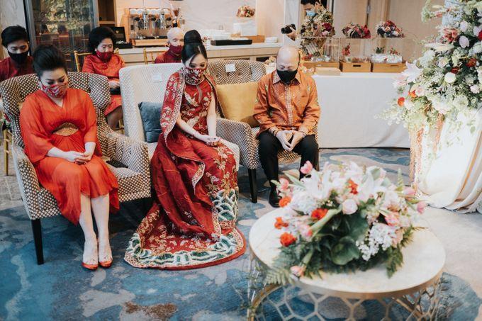 Wedding Venues Hotel InterContinental Jakarta Pondok Indah by InterContinental Jakarta Pondok Indah - 026