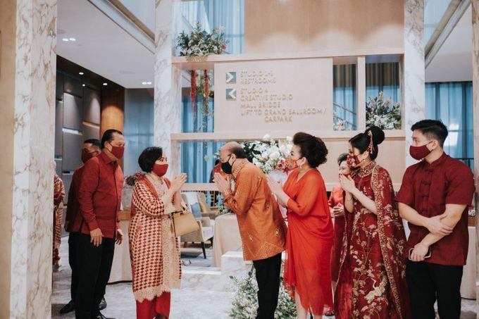 Wedding Venues Hotel InterContinental Jakarta Pondok Indah by InterContinental Jakarta Pondok Indah - 027